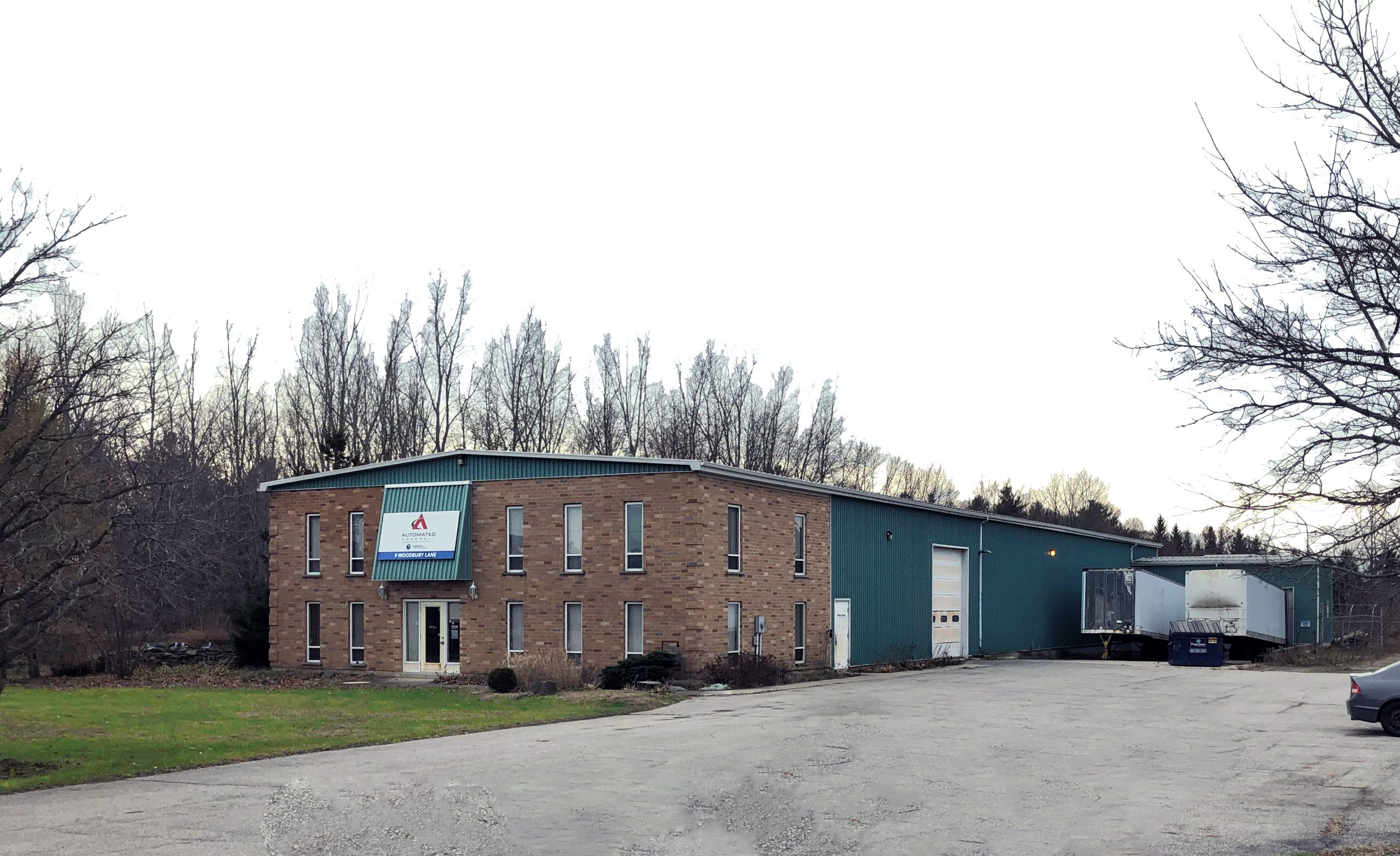 9 Woodbury Lane, Princeton | Industrial Building Available For Sale