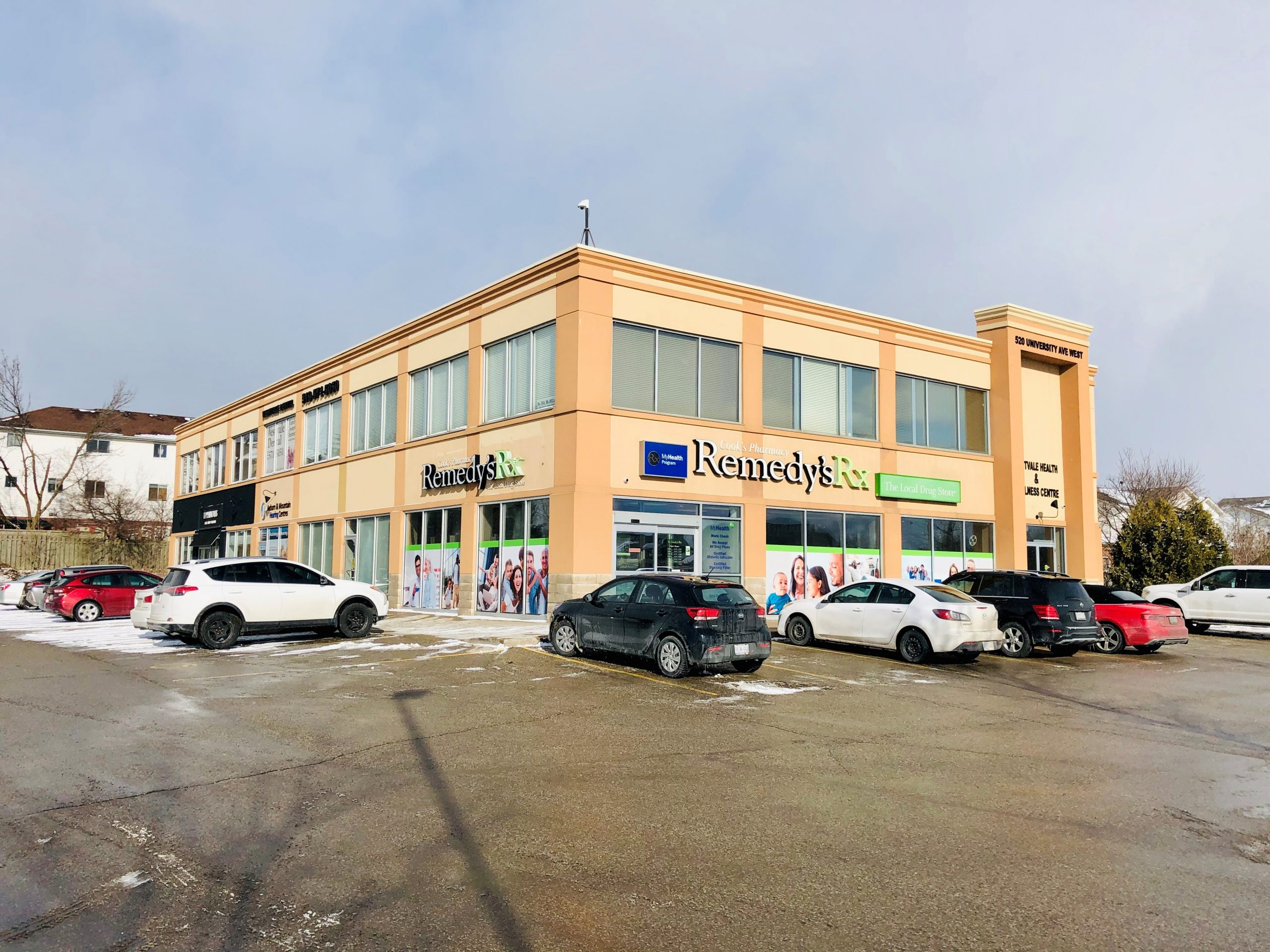 520 University Ave W (Unit 103), Waterloo | High Profile Retail/Office Space For Sublease