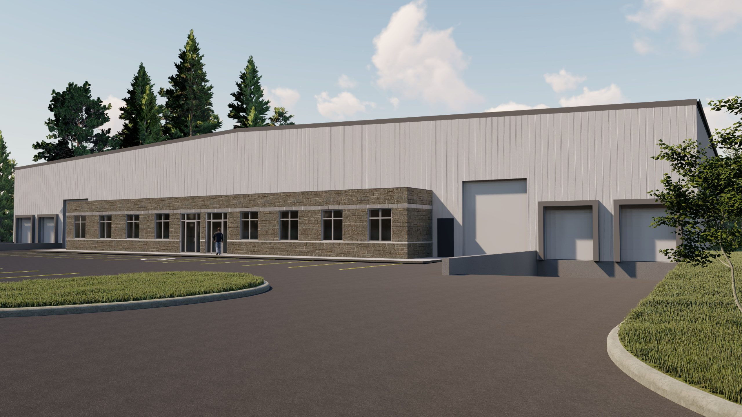 1023 Industrial Place, St. Clements | New Build Industrial Space Available