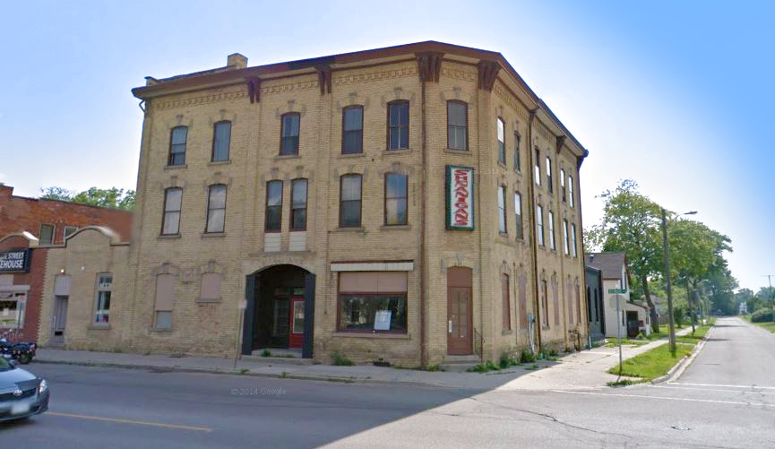 388 Downie Street, Stratford | Historic Retail Building for Sale