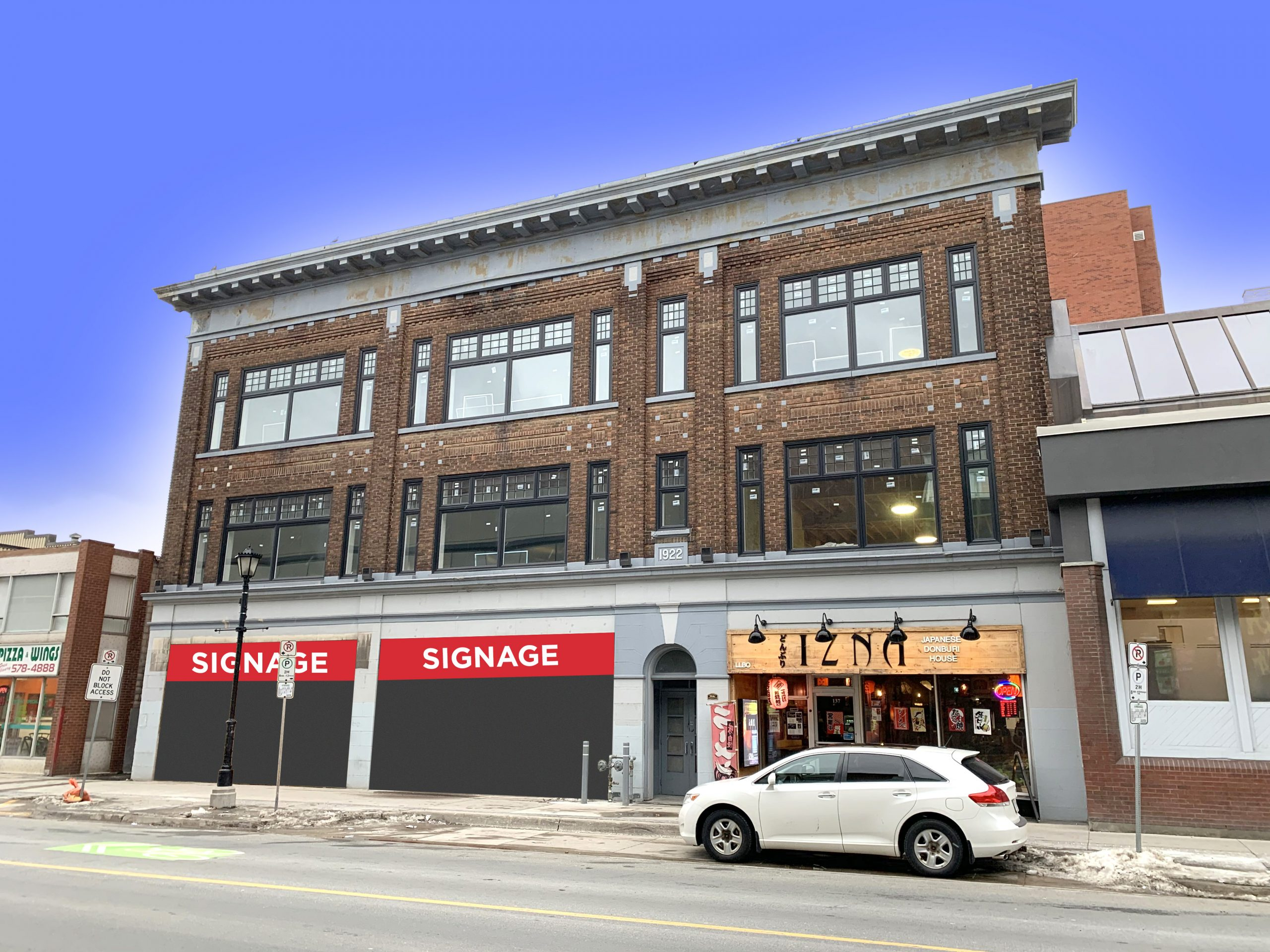 141-147 King Street East (Unit #1-2), Kitchener | Retail For Lease