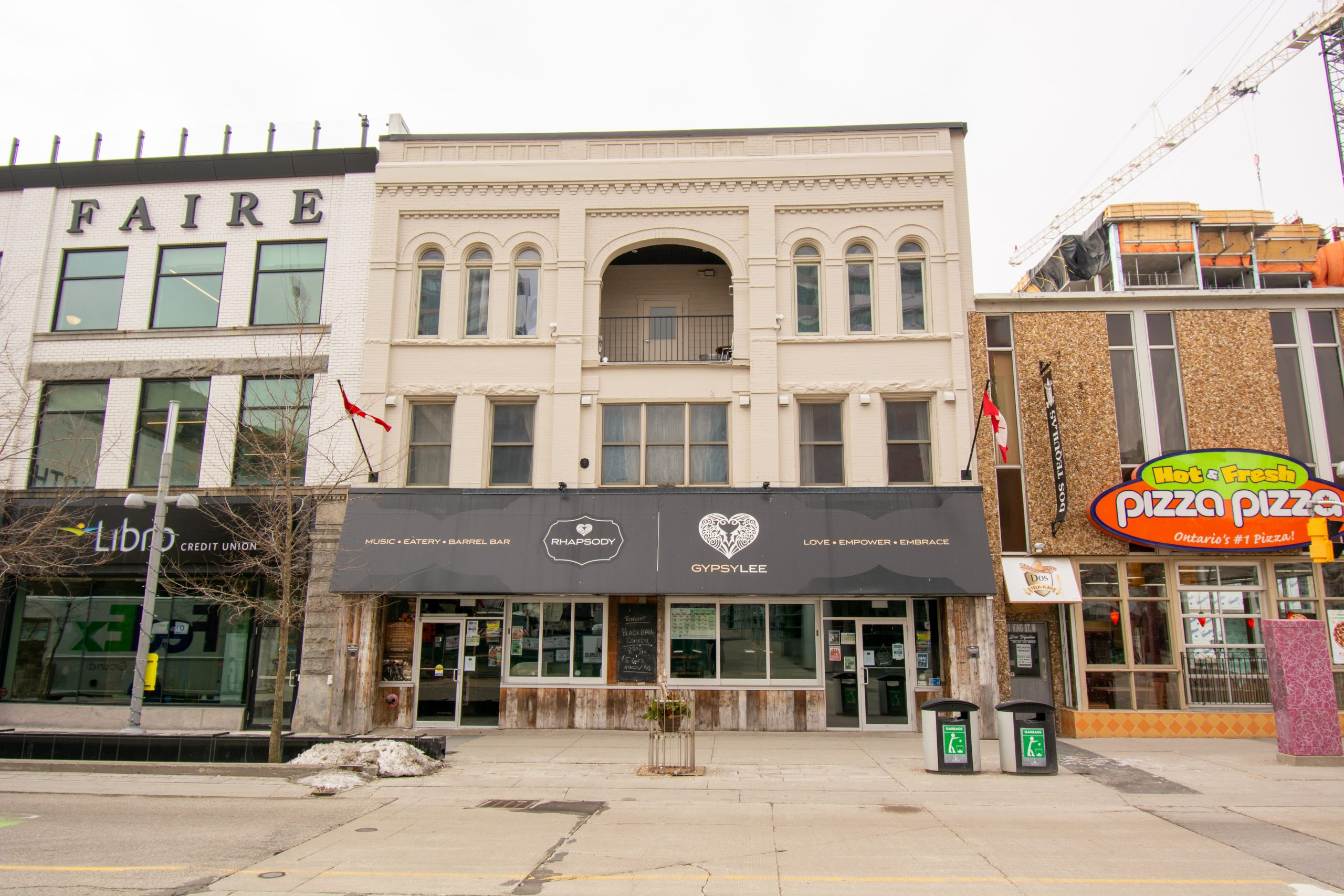 179 King Street West, Kitchener | Retail / Office Space For Lease