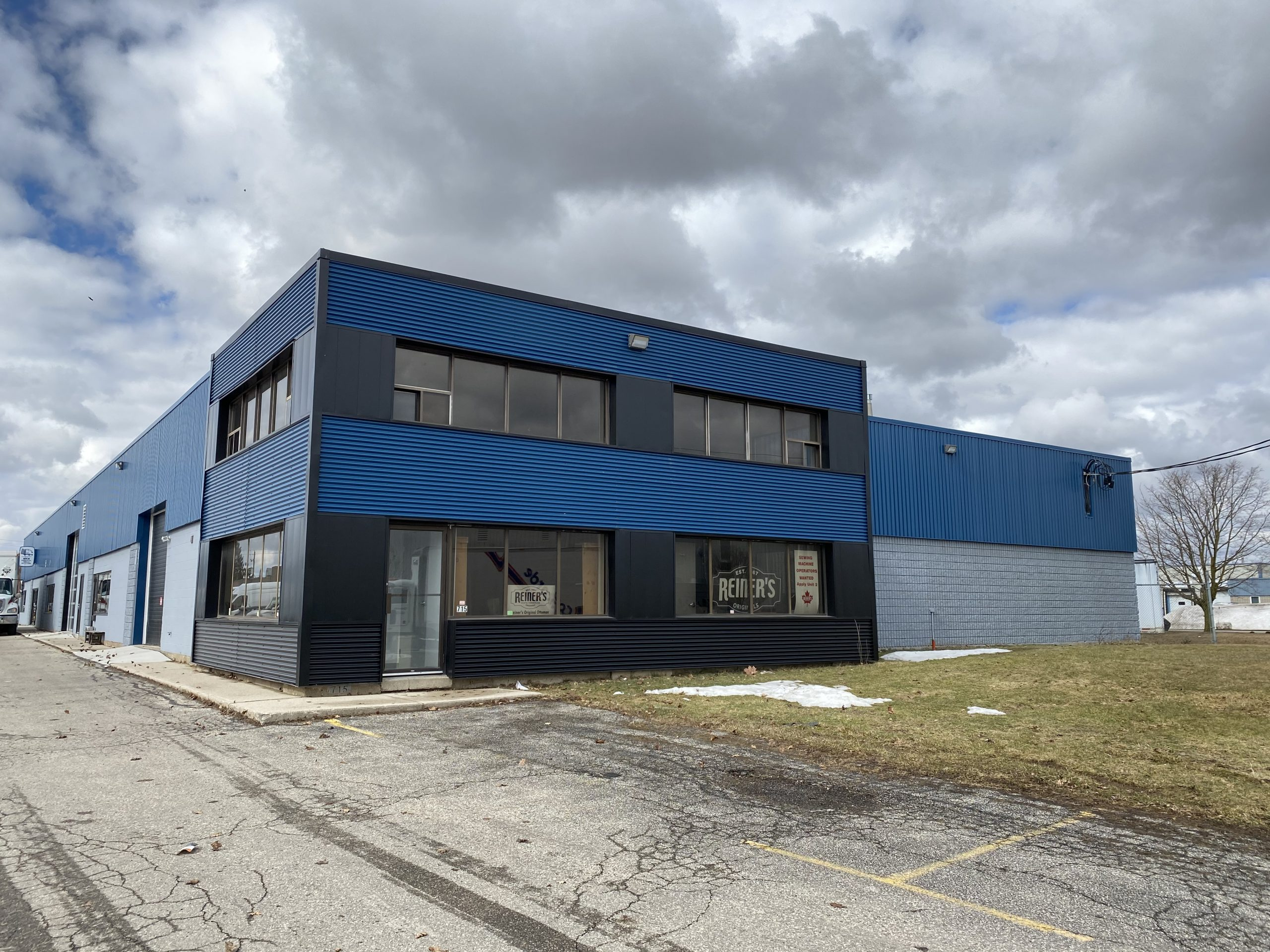 715 McMurray Road, Waterloo | Industrial Space for Lease