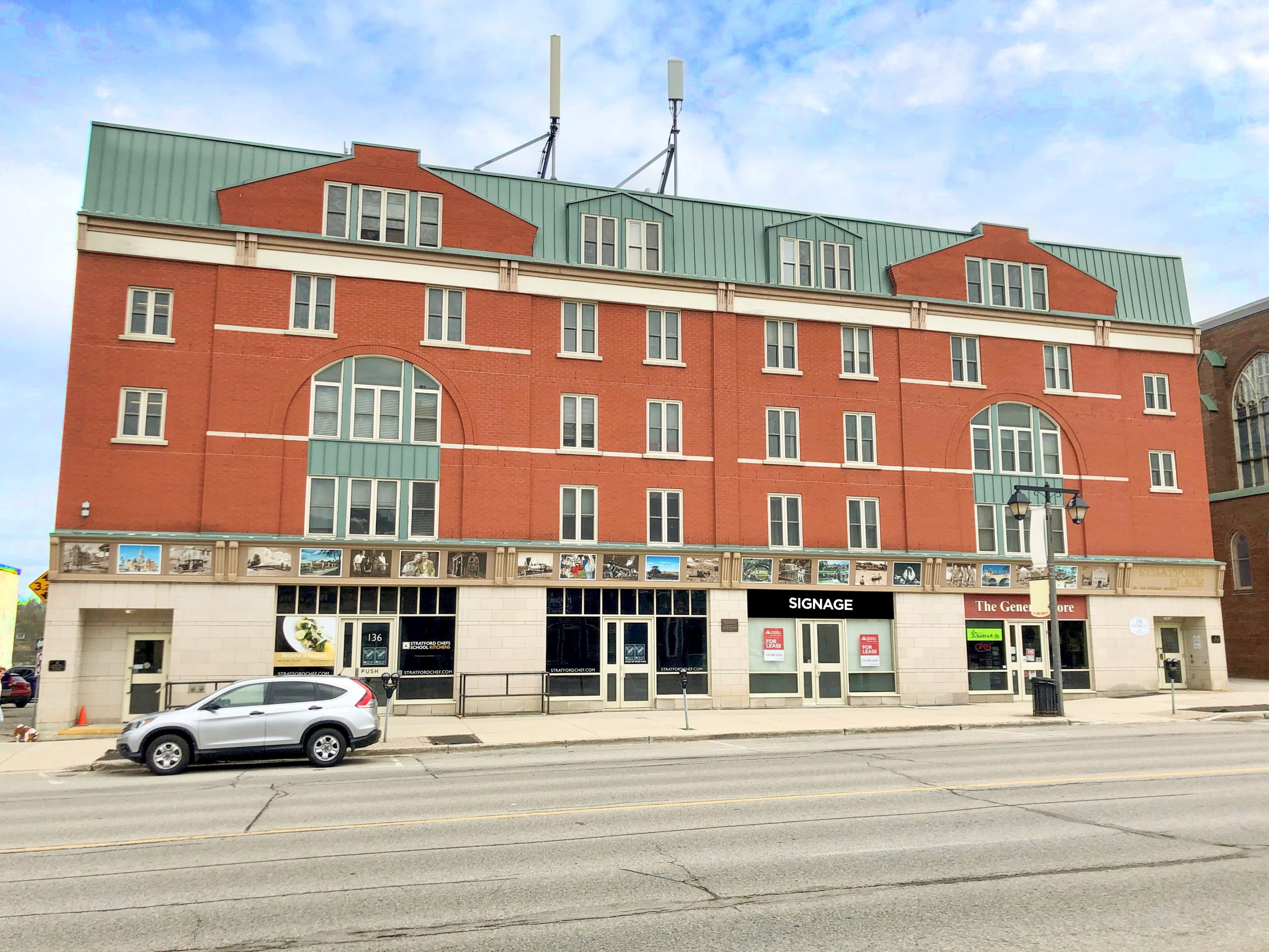 136 Ontario Street (Unit 3), Stratford | Retail Space for Lease
