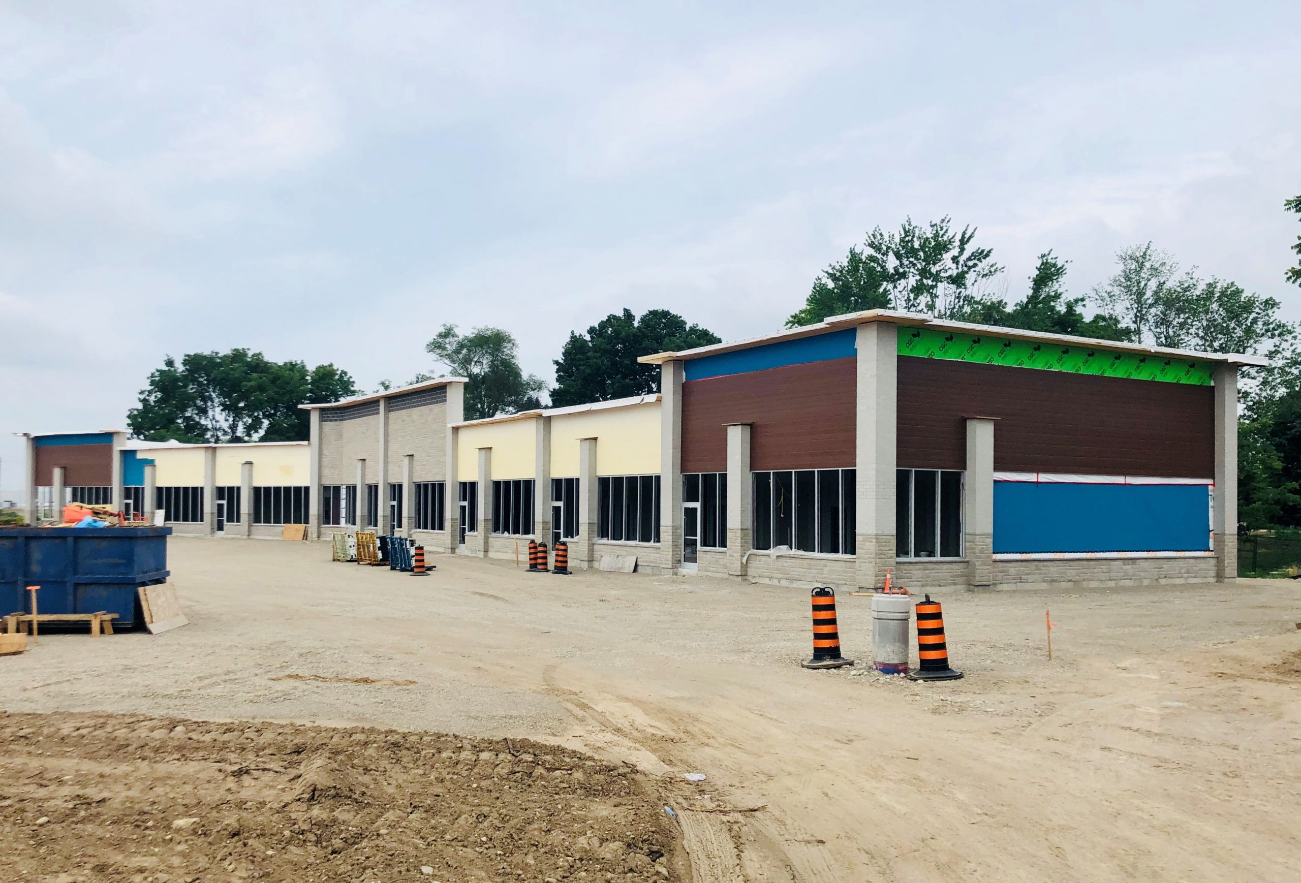 146 Culloden Road ( Units #1-#8)   Brand New Retail Units Available