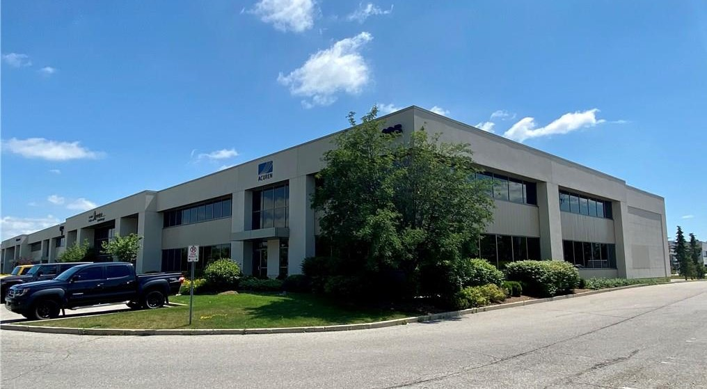 405 Maple Grove Road, Cambridge | Industrial Space for Lease
