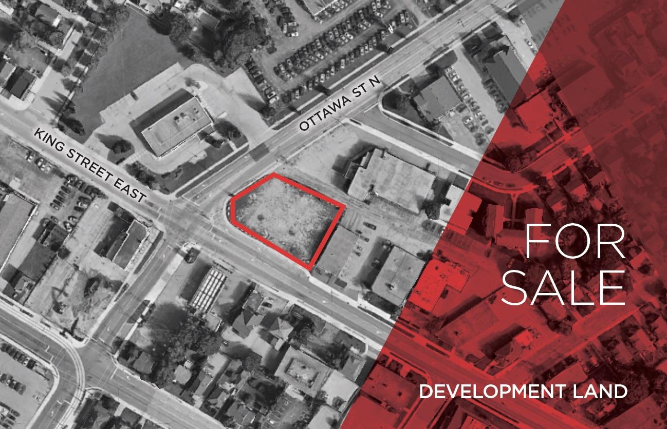 1122 King Street East, Kitchener | Land for Sale