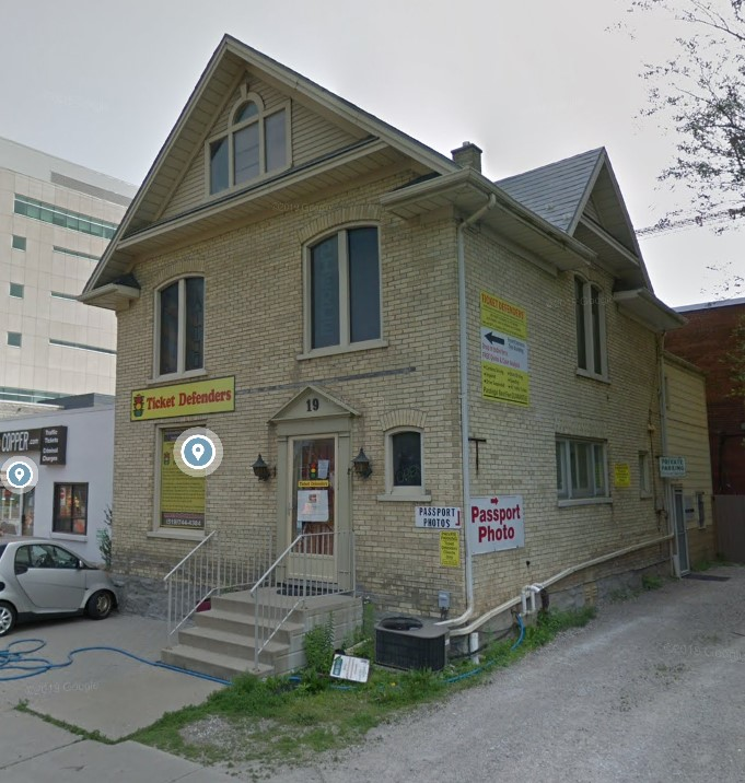 19 Weber Street E., 2nd & 3rd Floor, Kitchener | Office Space For Lease