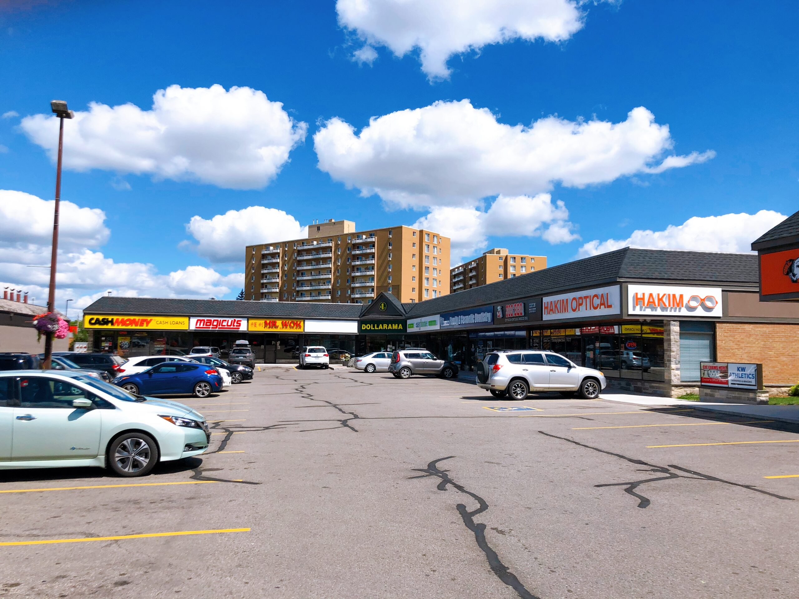 525 Highland Road West (Unit #5), Kitchener  | LEASED