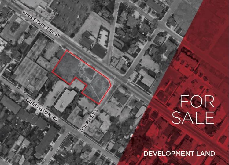 986-1030 King Street E, Cambridge | Land for Sale