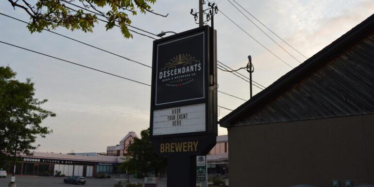 Descendants Brewery, 319 Victoria - 11