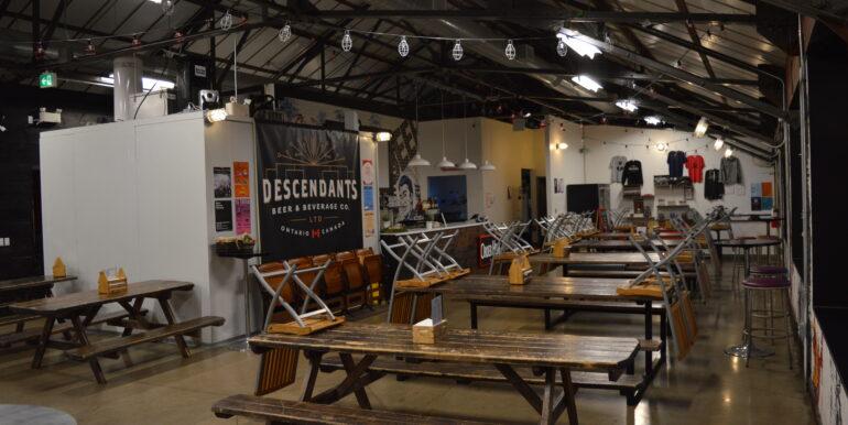 Descendants Brewery, 319 Victoria - 5