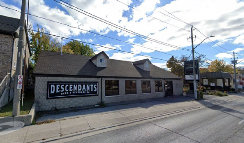 Brewery for Sale | Descendants Beer & Beverage Co. (Building, Land and Business for Sale)