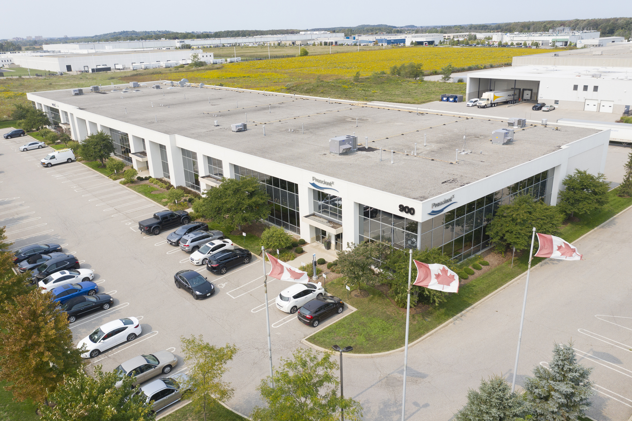 900 Maple Grove Road, Cambridge | Class 'A' Office/Industrial Space | LEASED