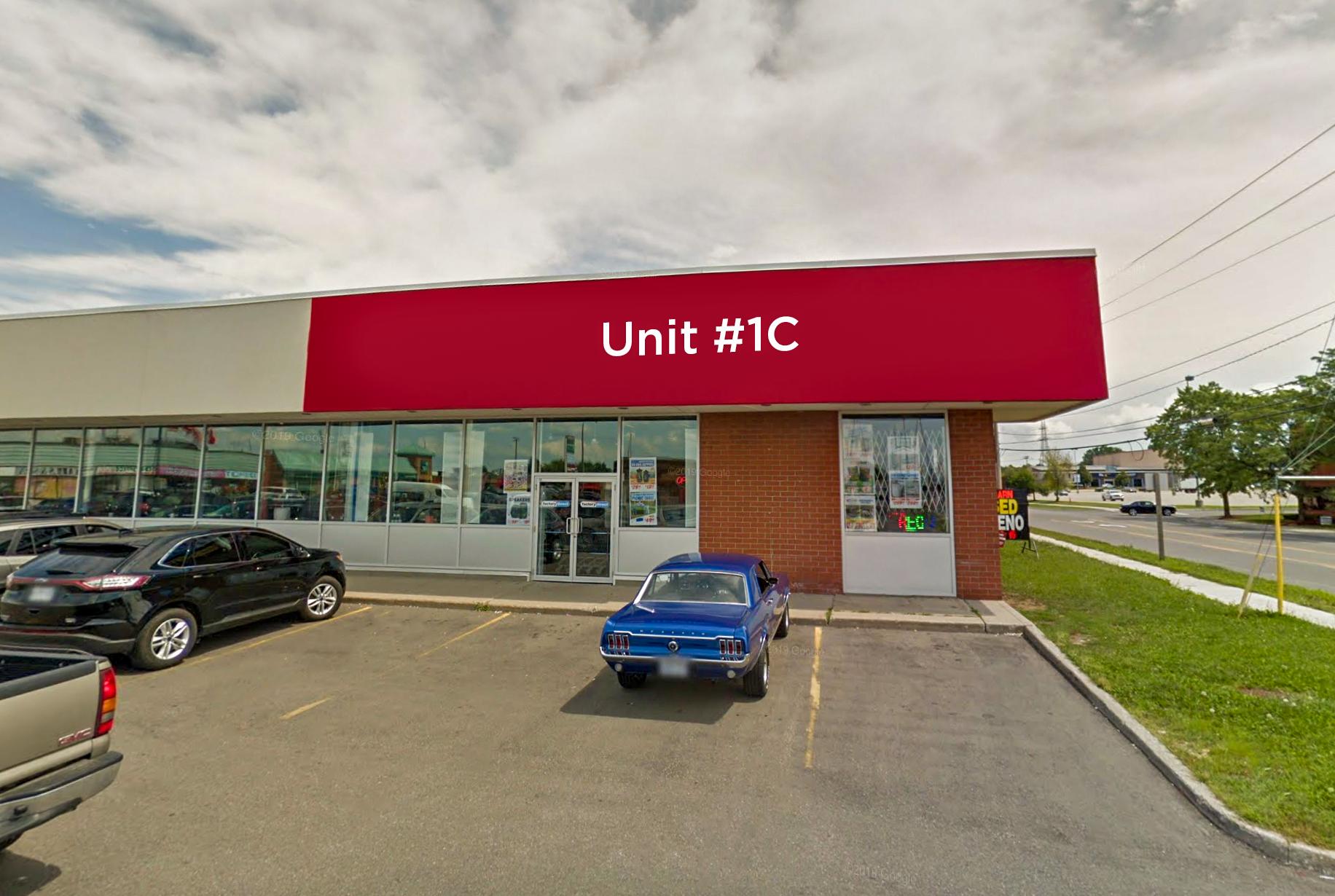 425 Hespeler Road, Unit 1C, Cambridge   Prime Retail Space Available