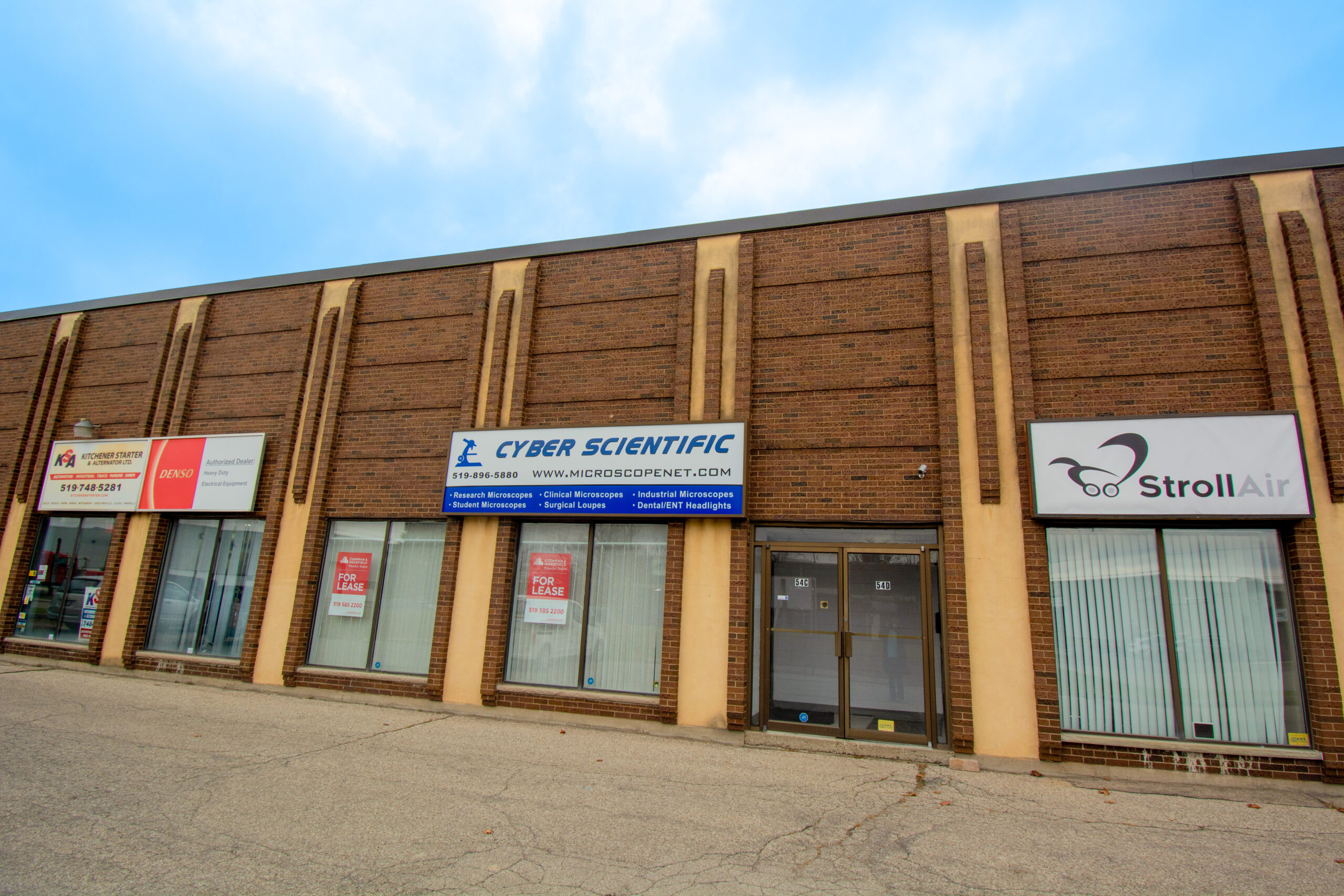 54 Beasley Drive, Unit #54C, Kitchener | Huron Business Park Industrial Space for Lease