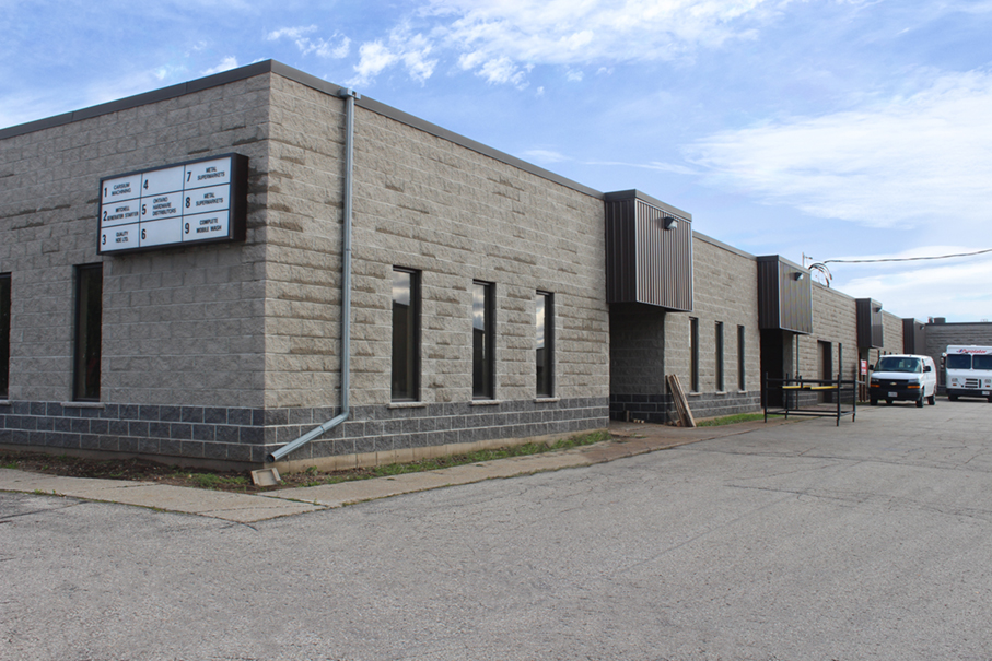 275 Sheldon Drive, Units 7-8, Cambridge | Industrial Space LEASED