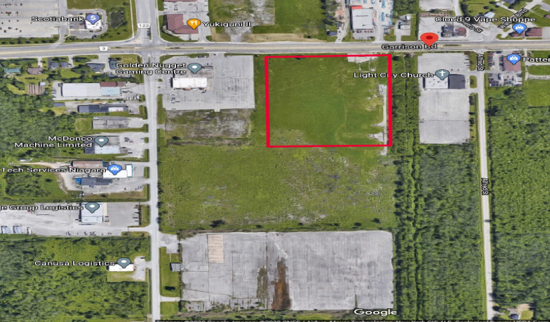 575 Garrison Road, Fort Erie | Prime Retail Space Available For Lease