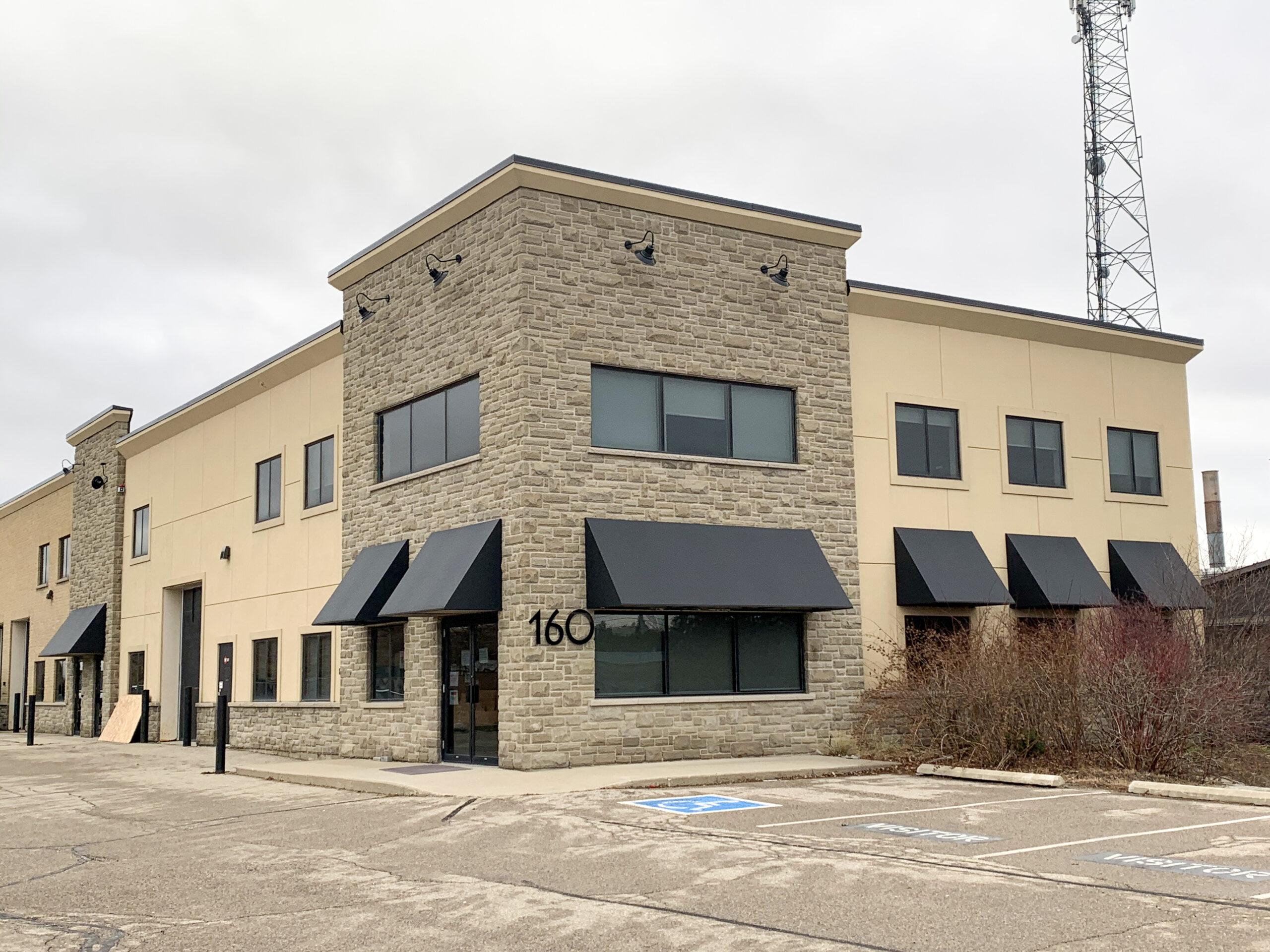 160 Southgate Drive (Unit 1), Guelph | Hanlon Business Park Office Space Available