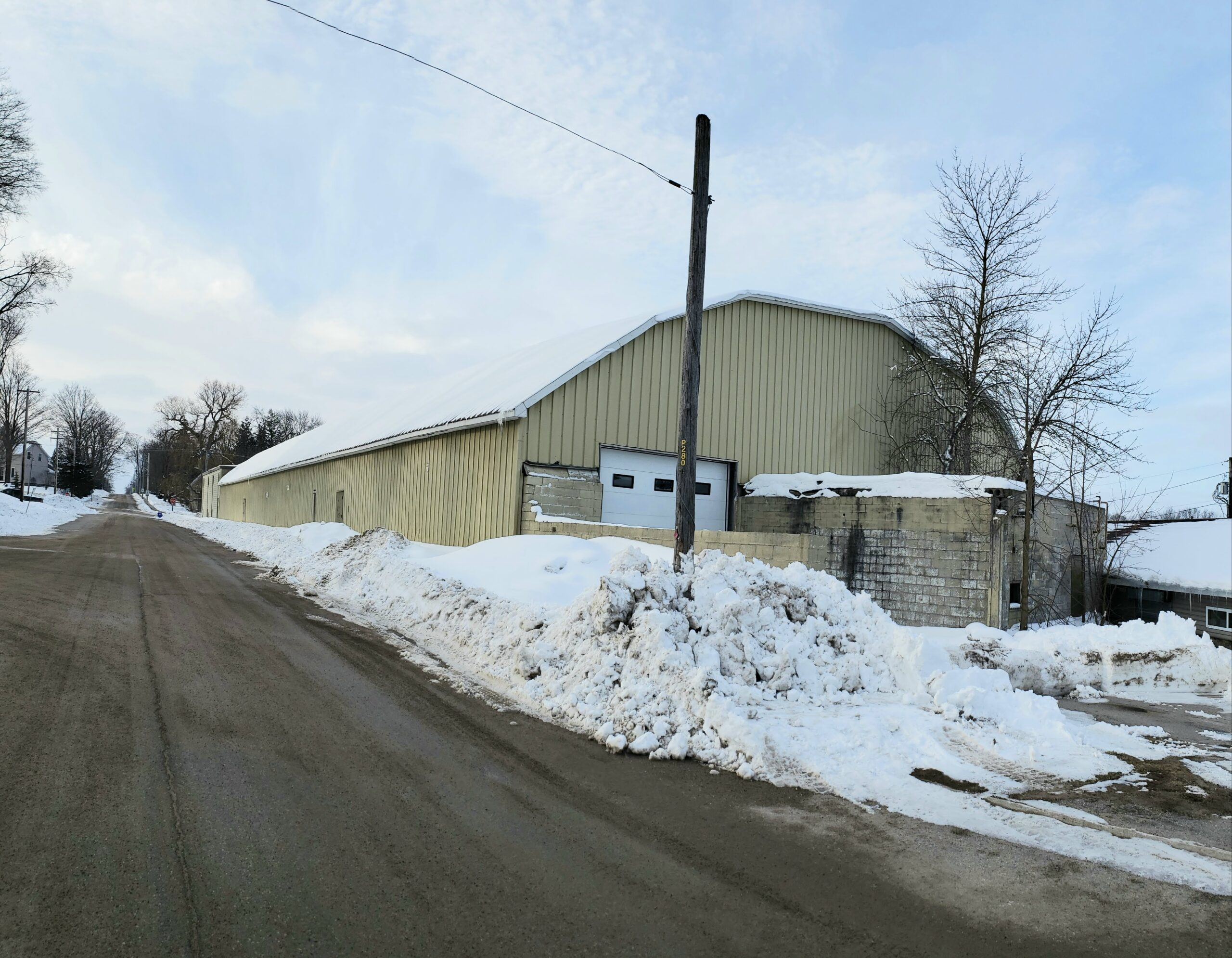 37 Victoria Street E., Wingham | Industrial Space for Lease