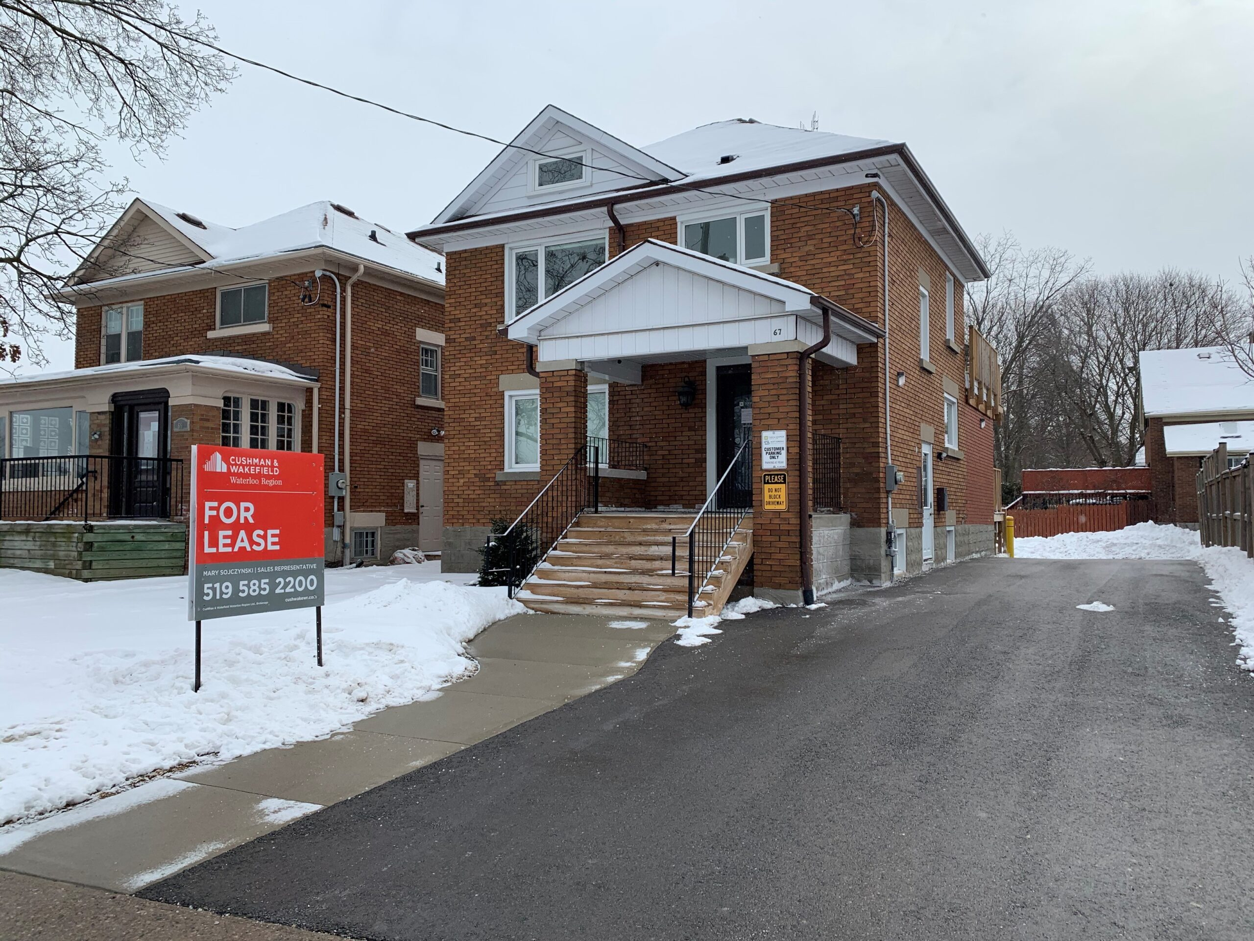67 Bridgeport Rd E (Unit 2), Waterloo | Office Space for Lease