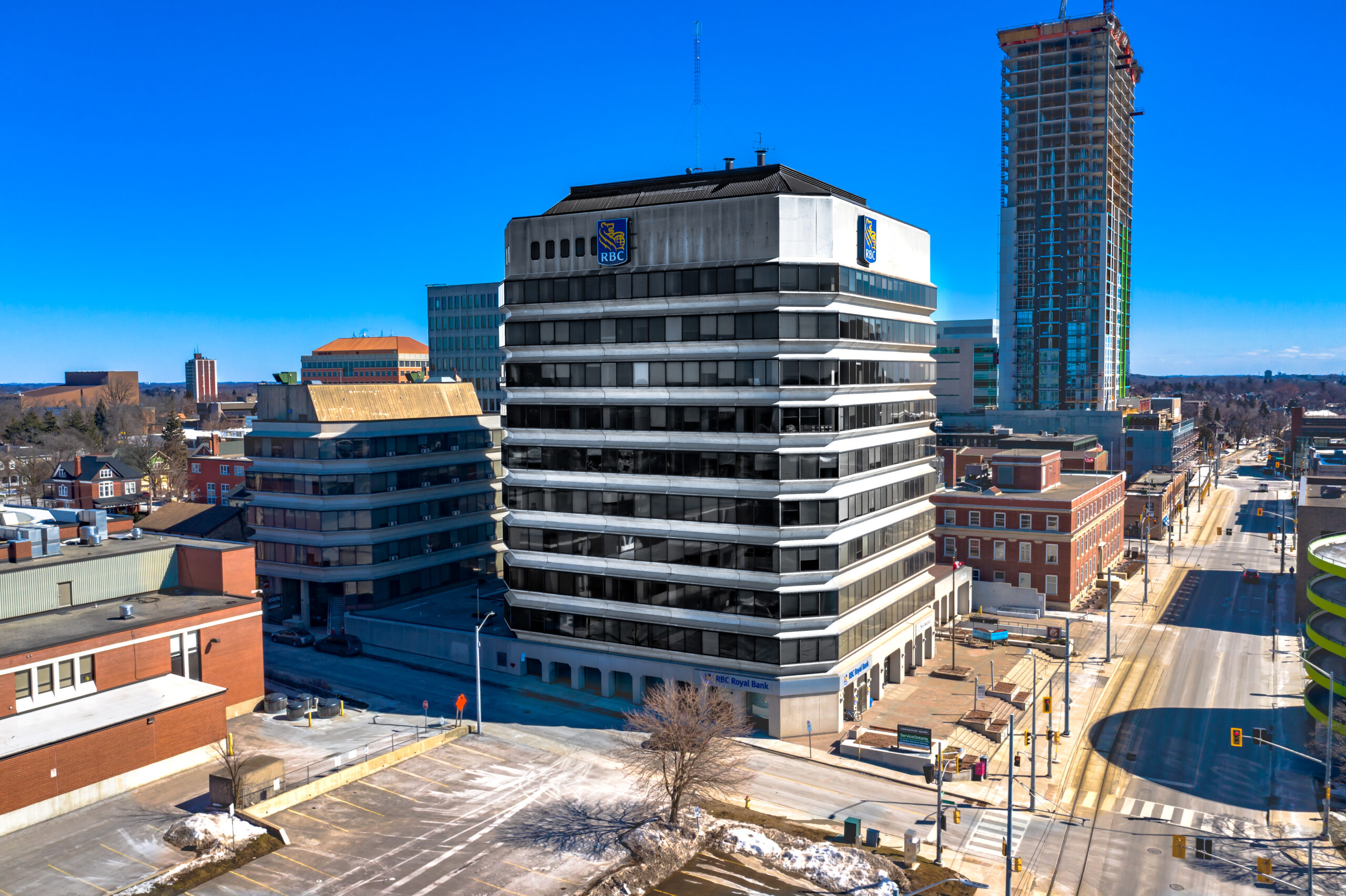 30 Duke Street W,(Units 301, 702 & 800), Kitchener | Prime Downtown Office Space for Lease