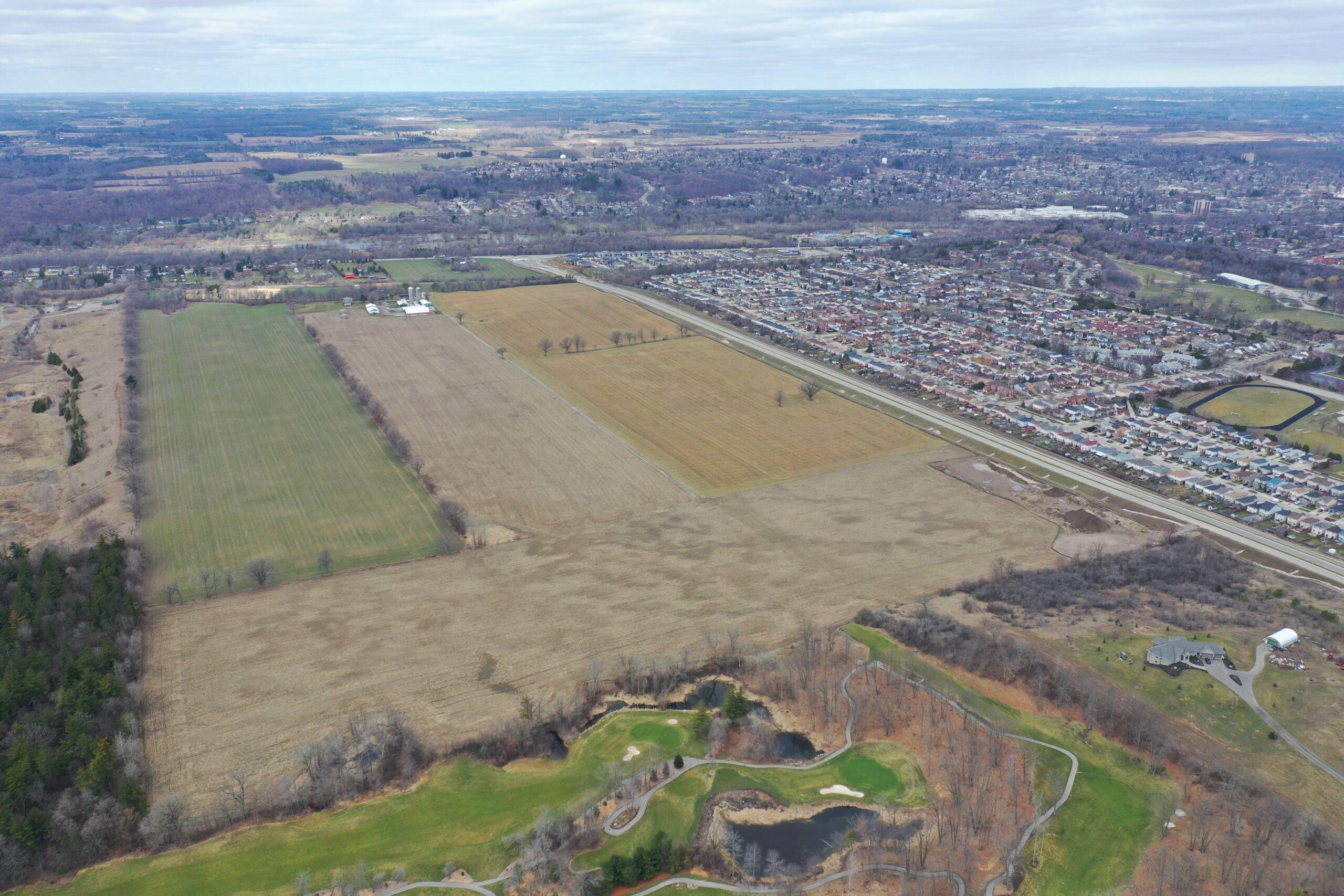 1087 Brantford Hwy, Cambridge | Prime Development Land for Sale