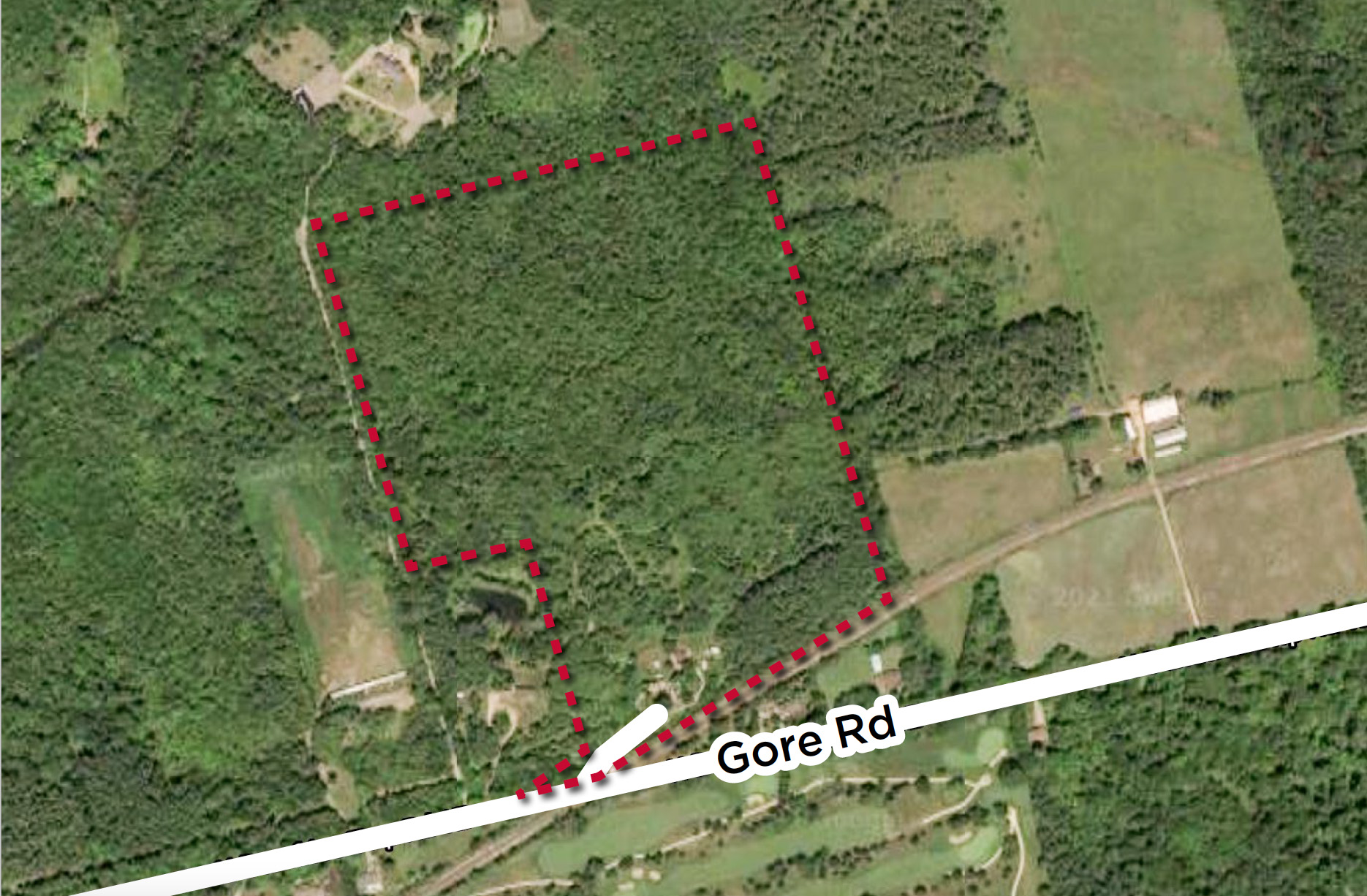 6602 Gore Road, North Dumfries |  Land Available for Sale