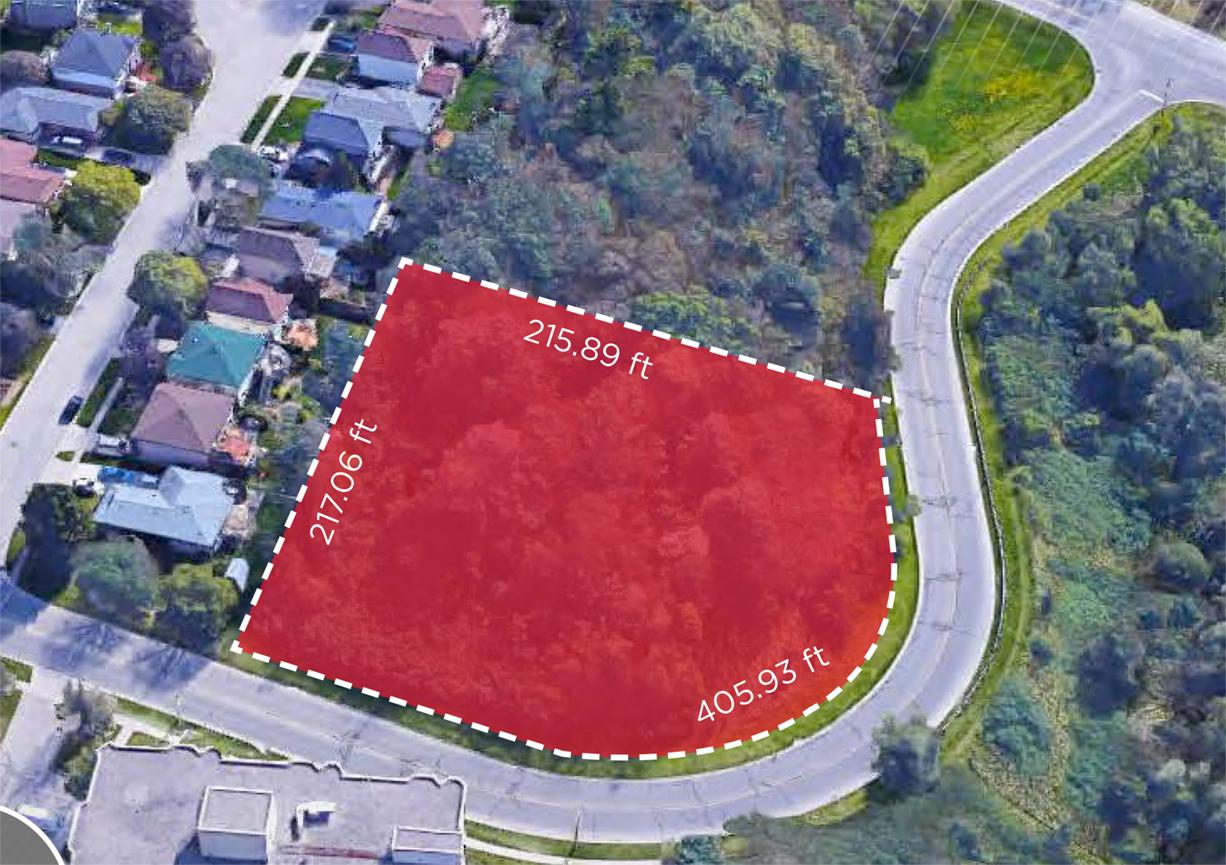 Preston Parkway, Cambridge | Development Land for Sale