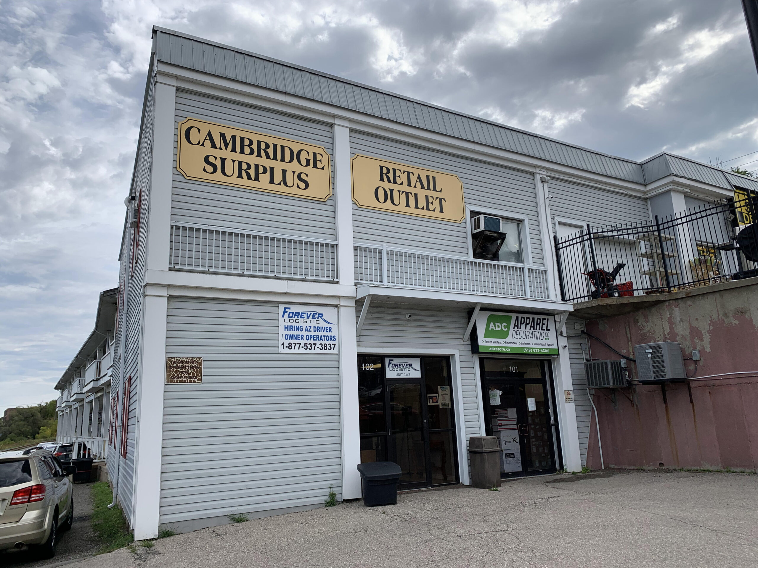 336 Eagle Street N (Unit #102), Cambridge | Office Space Available for Lease
