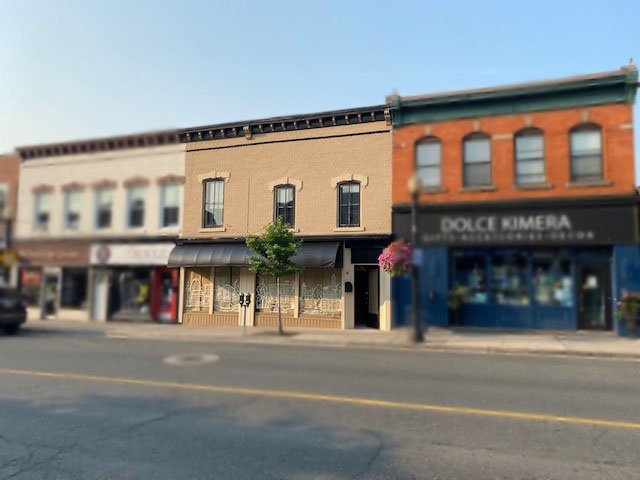 56 King Street West, Dundas, ON   Street Front Retail Space For Lease