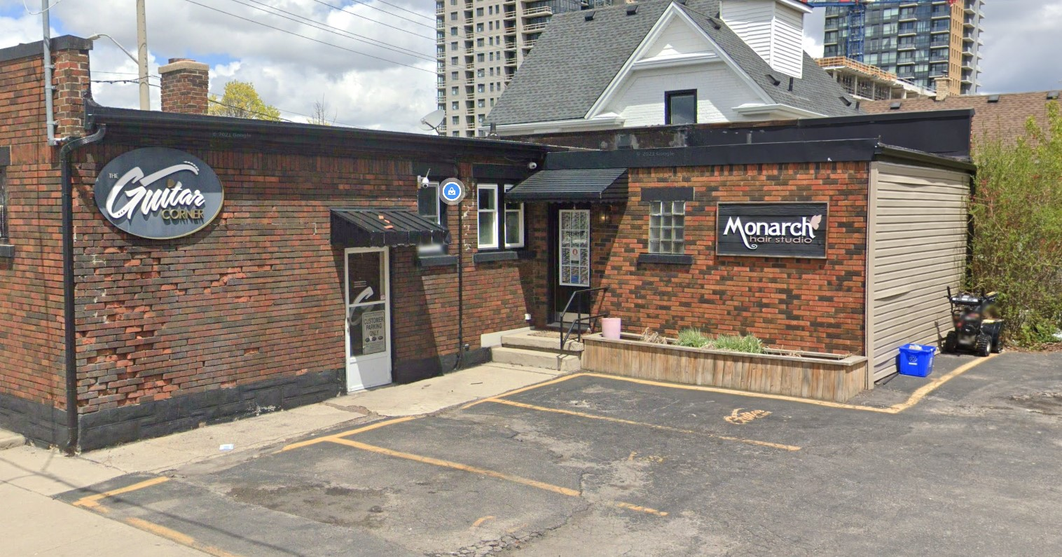 165 Victoria Street South (Unit B), Kitchener   Prime Retail Space in Downtown Kitchener