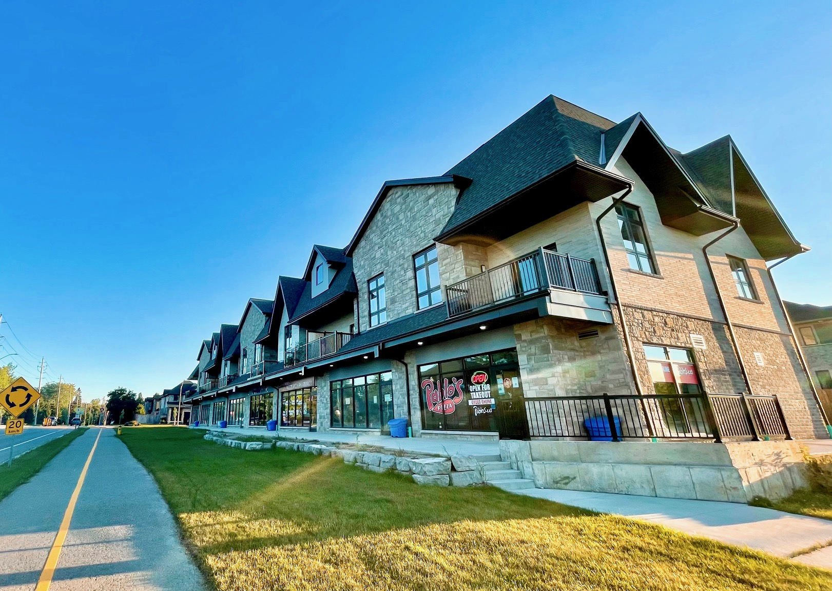 255 Woolwich Street,(Unit 104), Waterloo   Retail Condo Unit for Sale
