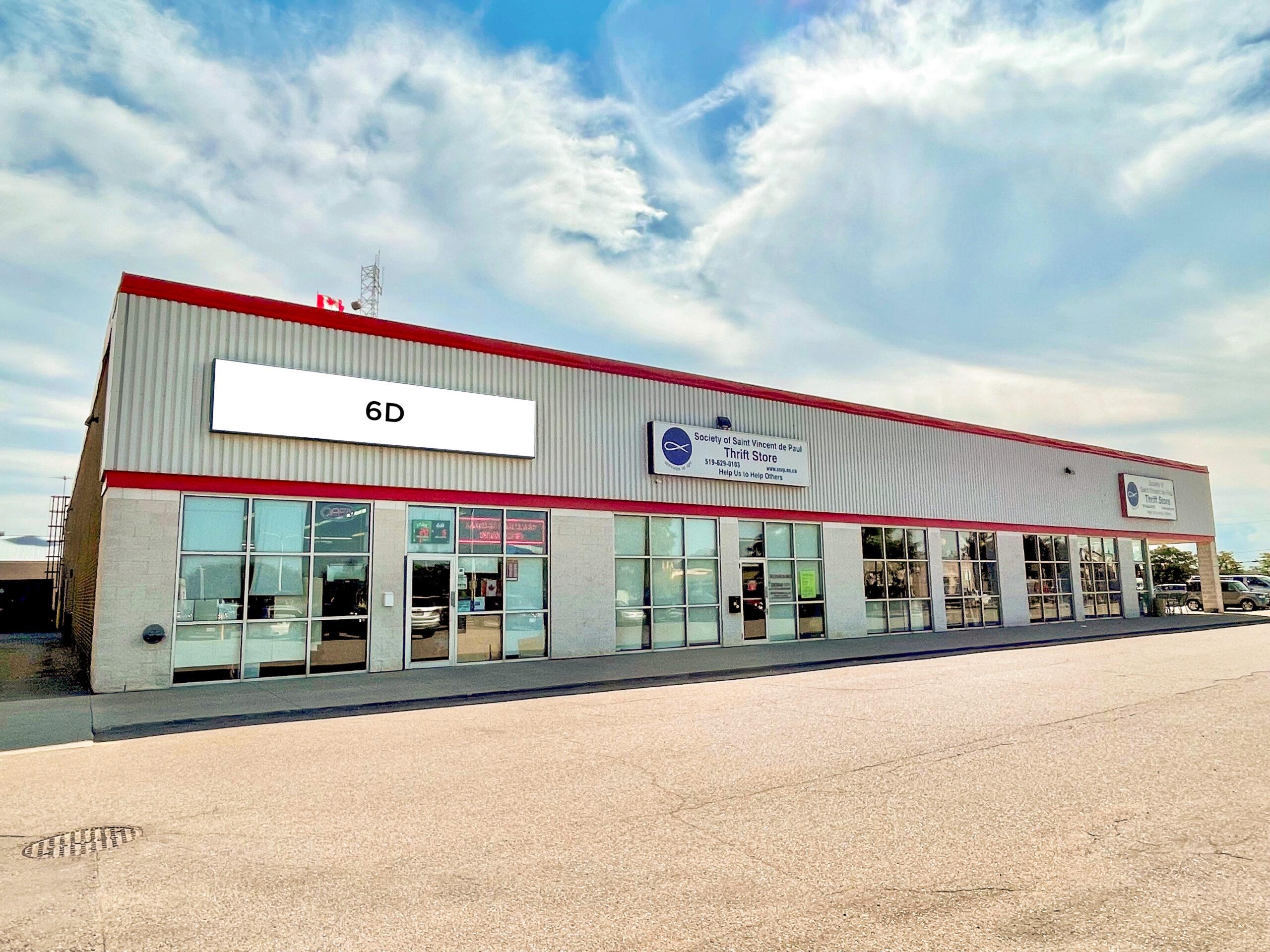 75 Dundas St N (Unit #6D), Cambridge | Retail Space for Lease