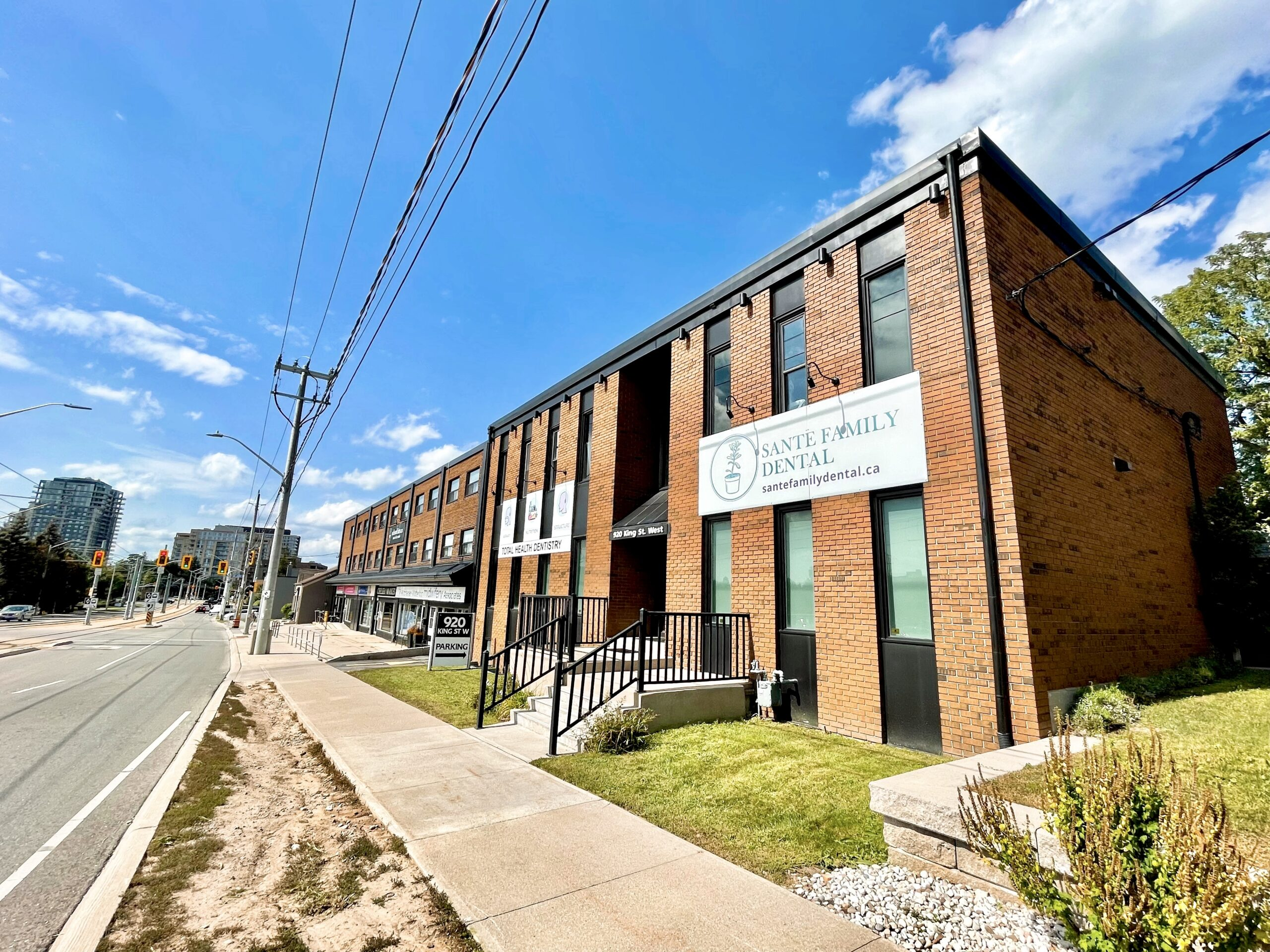 920 King Street W, (Lower Level Unit), Kitchener   Office Space Available for Lease