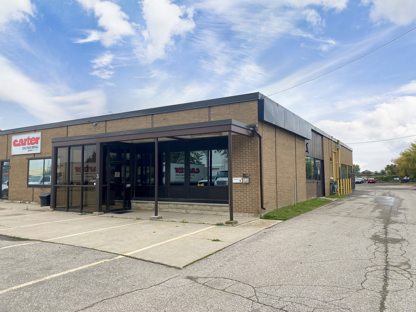 550 Industrial Road, Cambridge, Unit 3 | Industrial space for Lease